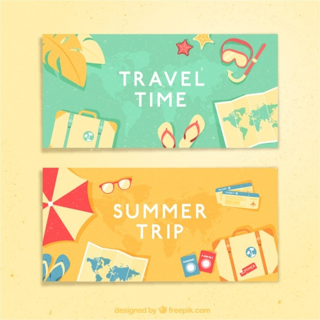 آگهی ها زمان تعطیلات با عناصر