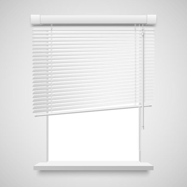 Home related blinds Free Vector