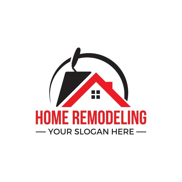 Home Renovation Logo Ideas: Home Remodeling Logo