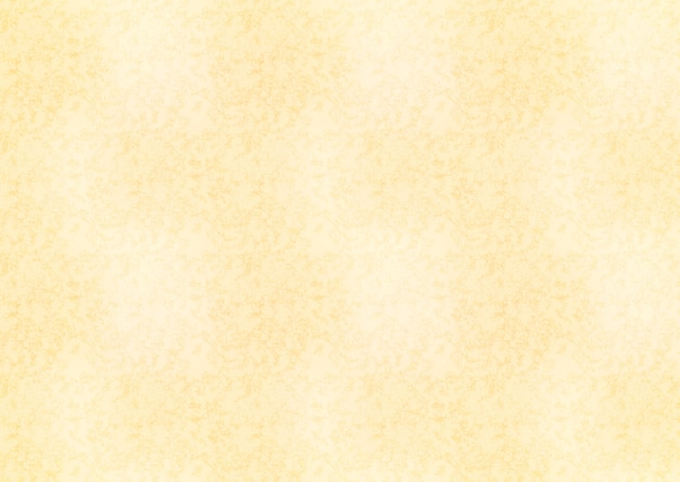 Horizontal yellow sheet of old paper texture background Vector Premium Download
