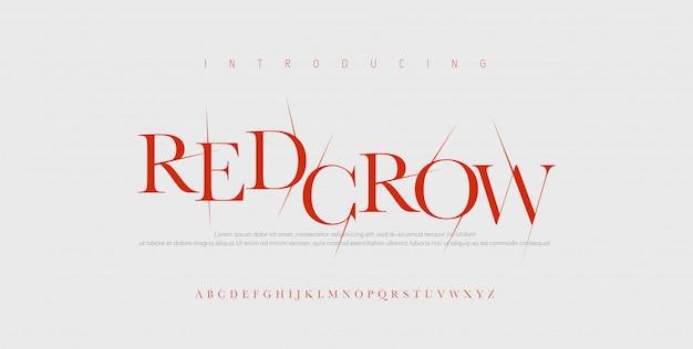 ホラー怖い映画のアルファベットのフォントです。ハロウィーンゲームフォントの文字体裁が崩れる Premiumベクター