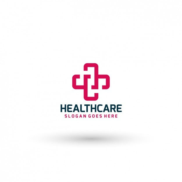 Hospital Logo Template Vector Free Download - Free modern logo templates