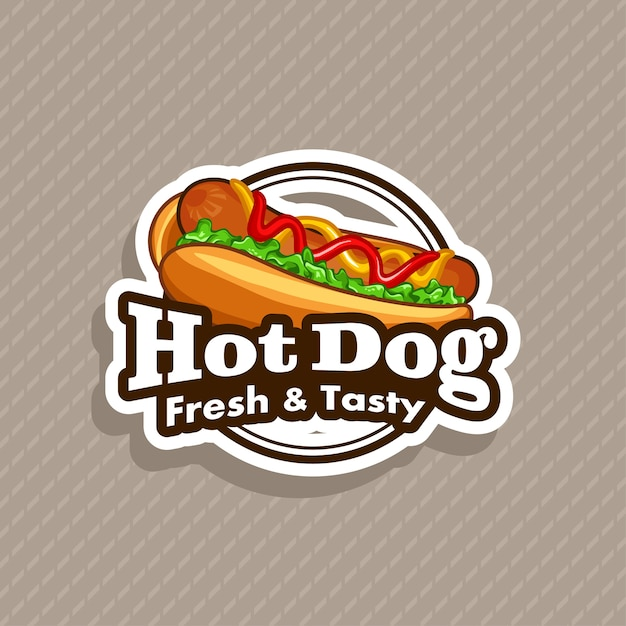 Exclusive Dog Food Logo