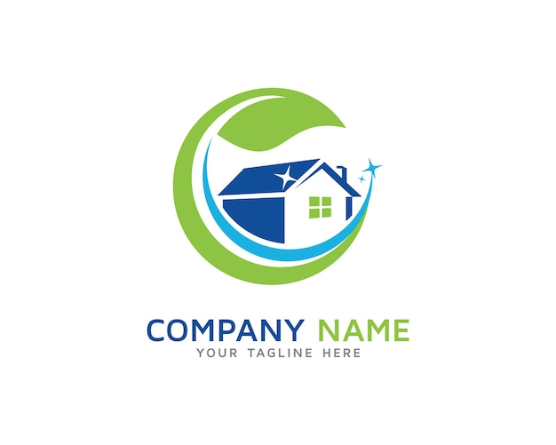 housecleaning logo