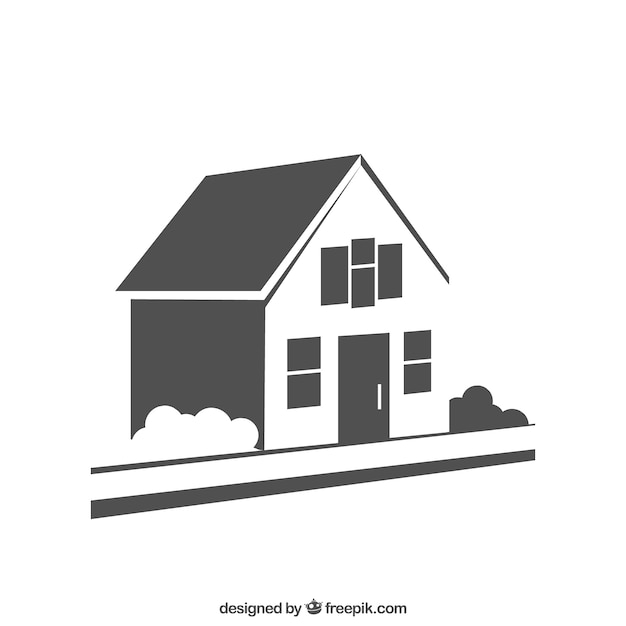 house icon vector | free download