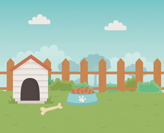 House for mascot design vector illustrator Free Vector