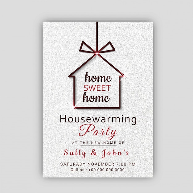 Housewarming party invitation card design vector premium download housewarming party invitation card design premium vector stopboris Choice Image