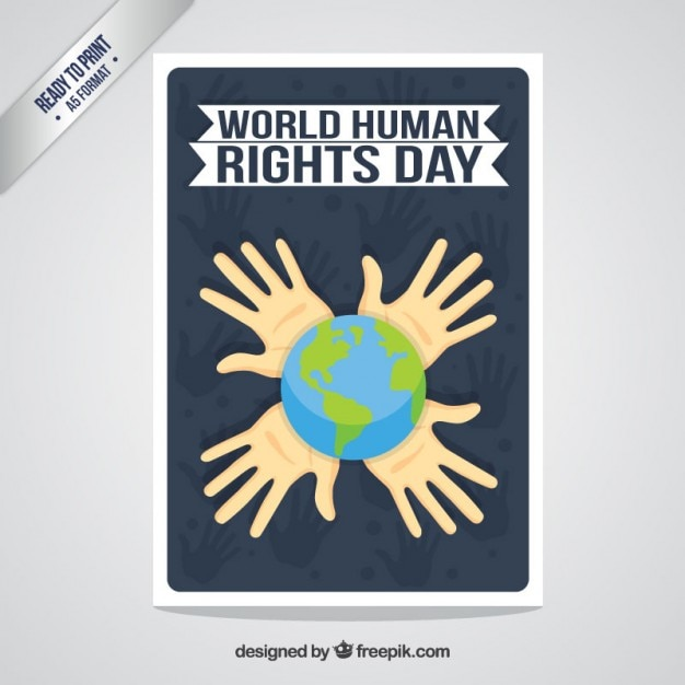 Human Rights Day Card