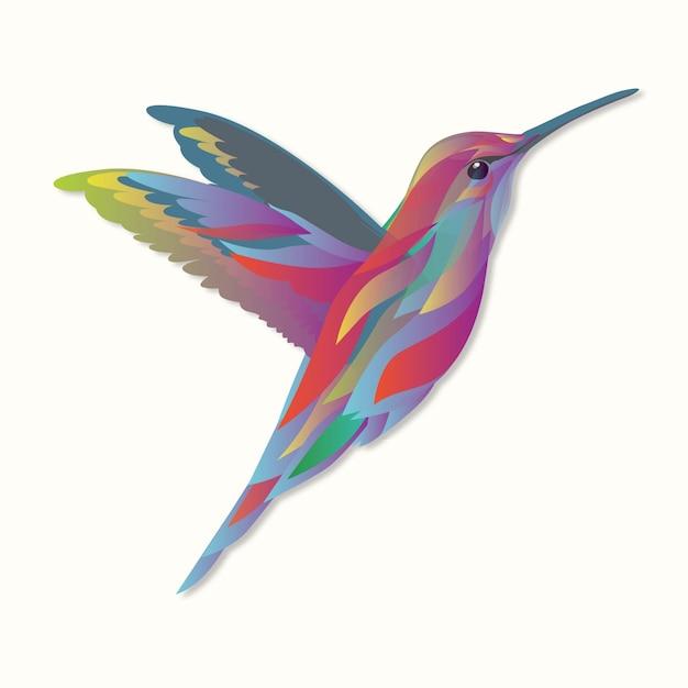 Hummingbirds animal vector Premium Vector