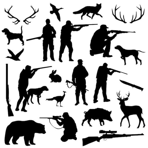 Hunter Clip Art
