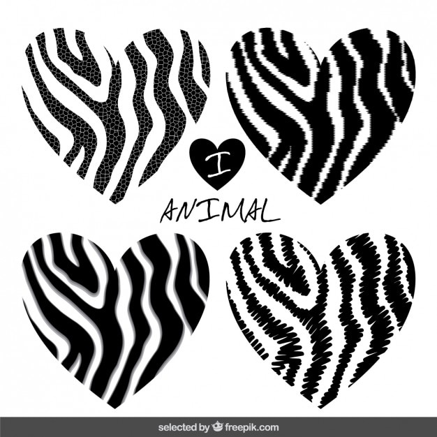 i love animal print free vector - Animal Pictures To Print Free