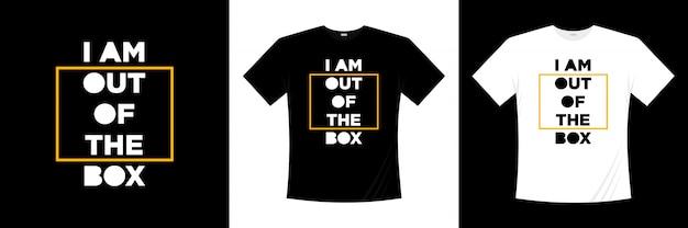 Iamのすぐに使えるタイポグラフィtシャツのデザイン Premiumベクター