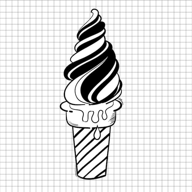 Ice cream Free Vector