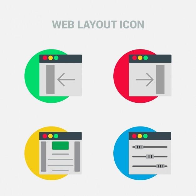 Vector Website Templates Free Download - Alternative Clipart Design •