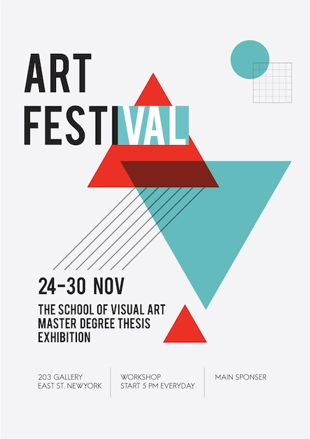 Exhibition Poster Vectors Photos And Psd Files Free Download