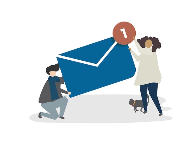 Personalising emails for better results