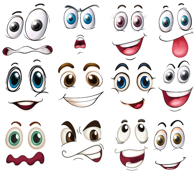 Expression Vectors, Photos and PSD files | Free Download