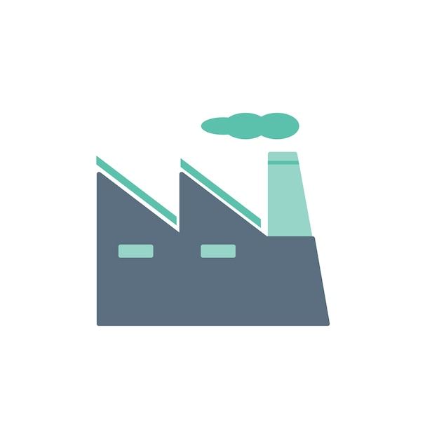 Illustration of industry concept Free Vector