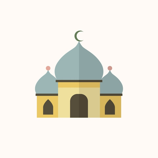 Mosque Illustration Free
