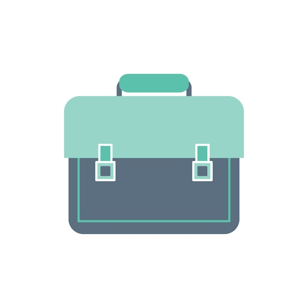 Illustration of luggage Free Vector