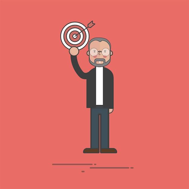 Illustration of people avatar Free Vector