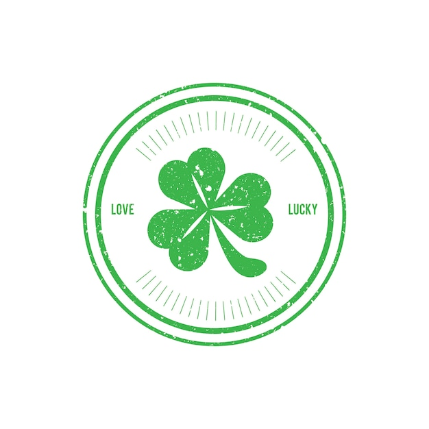 Illustration of st.patrick day Free Vector