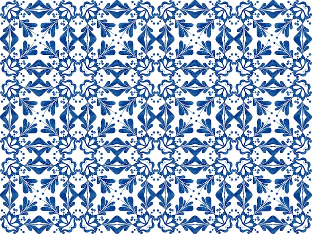 Illustration of tiles textured pattern Free Vector