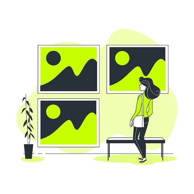 Изображения концепции иллюстрации Бесплатные векторы