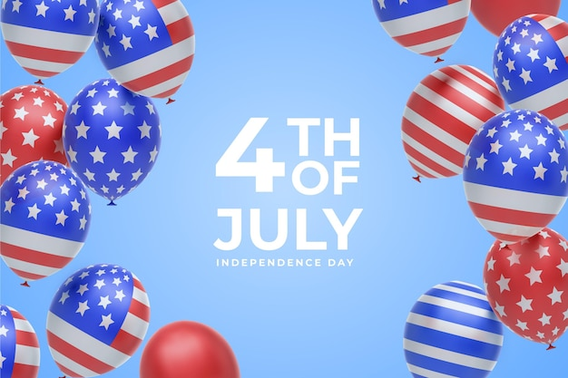 Giorno dell'indipendenza Vettore gratuito