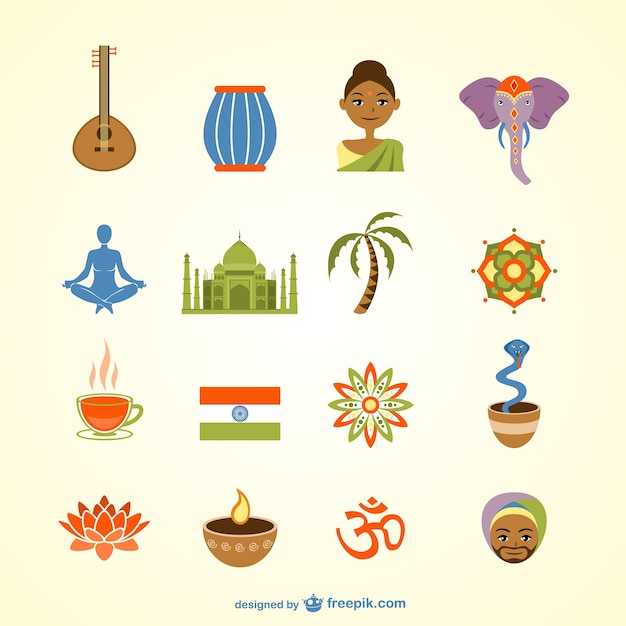 India icons pack