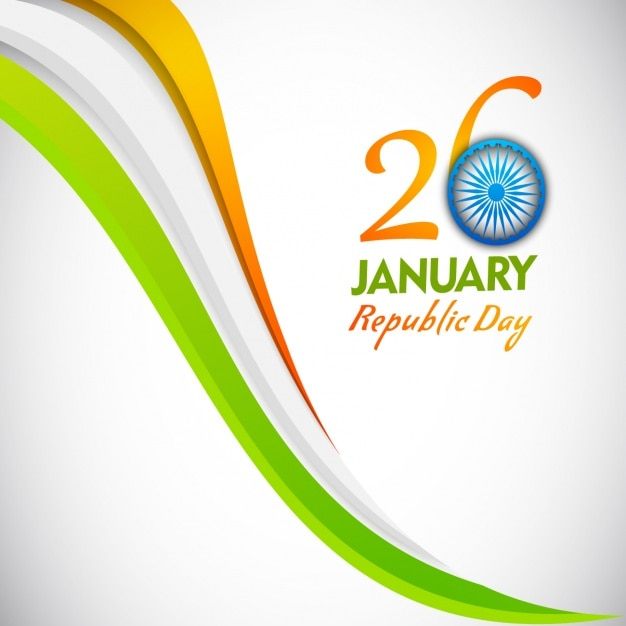 India Independence Day Background Vector Free Download