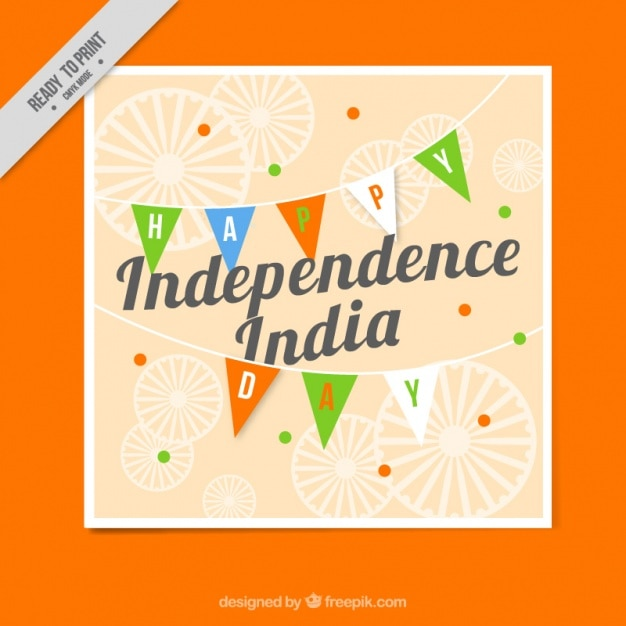 India independence day greeting card vector free download india independence day greeting card free vector m4hsunfo