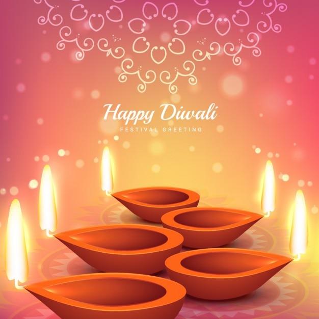 Indian diwali festival greeting design vector background vector indian diwali festival greeting design vector background free vector m4hsunfo