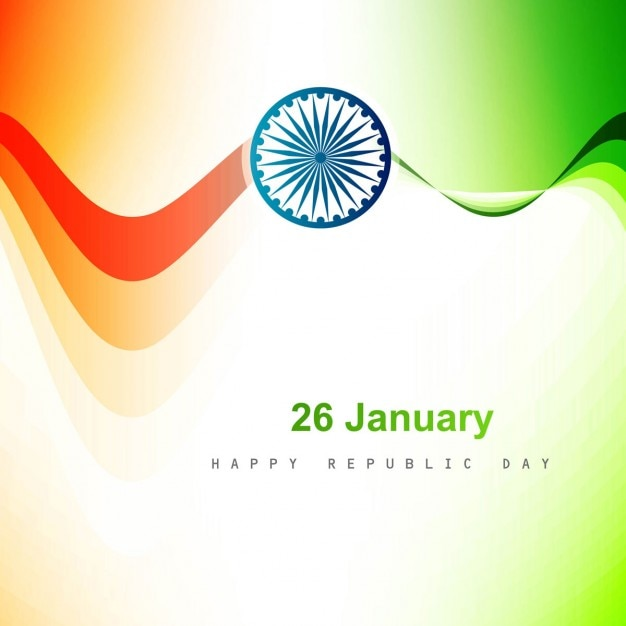 Indian Republic Day greeting