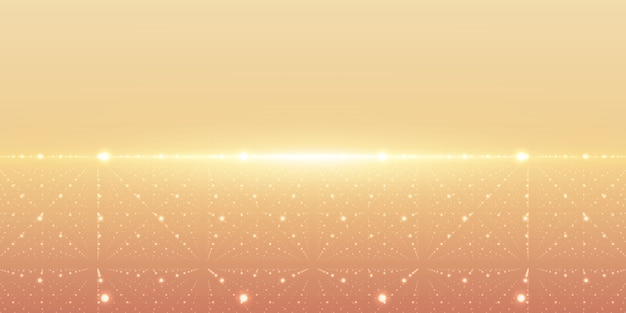 Infinite space background. Free Vector