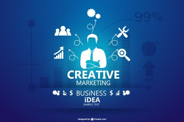 Infograhic business concept Vector | Free Download