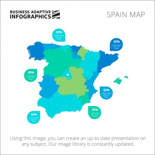 Map Of Spain Vector Free.Spain Map Free Vectors Stock Photos Psd