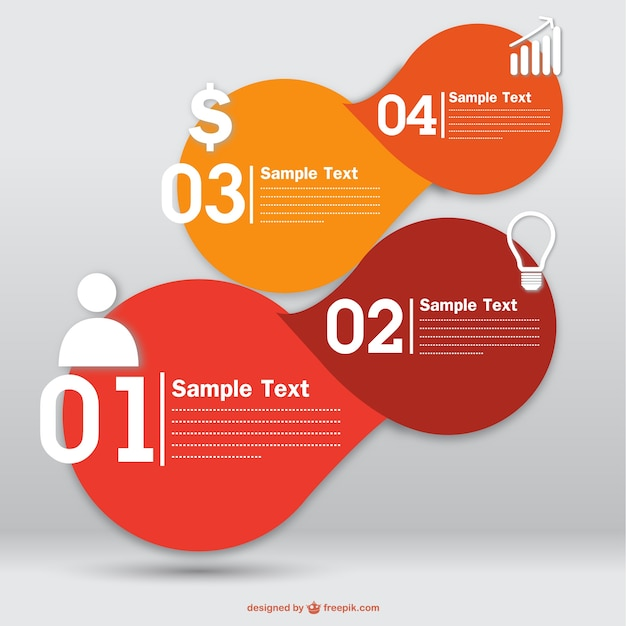 Superb Infographic Business Layout Vector Free Download Largest Home Design Picture Inspirations Pitcheantrous