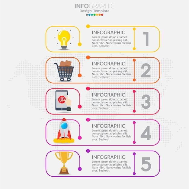 Infographic Elements For Content  Diagram  Flowchart