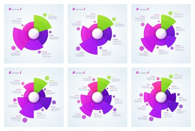 Инфографическая иллюстрация Premium векторы