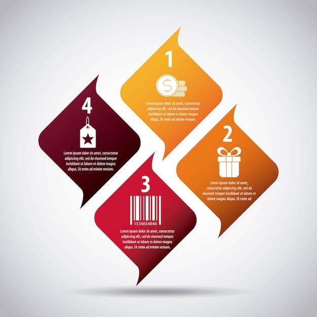 Infographics Labels Information Statistics Diagram