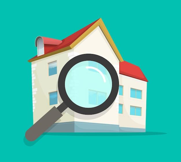 住宅の検査評価評価レビュー Premiumベクター