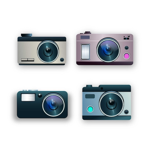 Instant camera collection