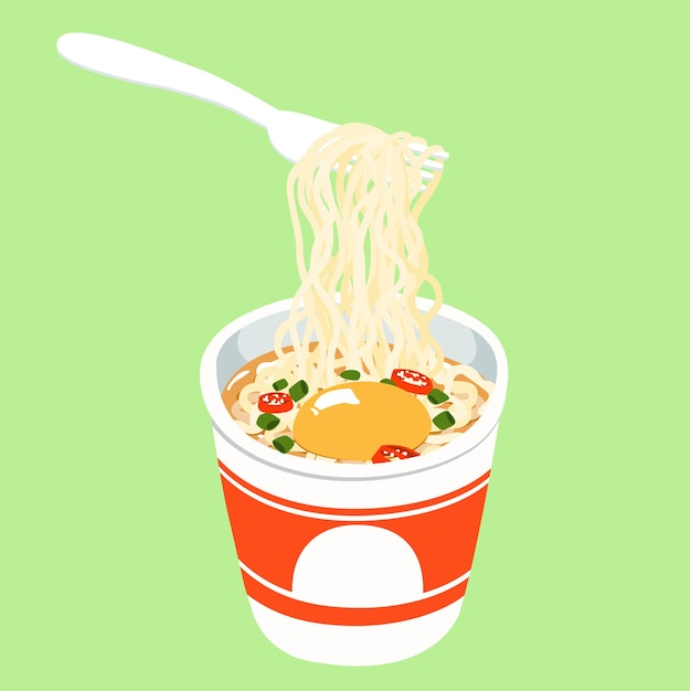 how to make instant ramen egg drop soup
