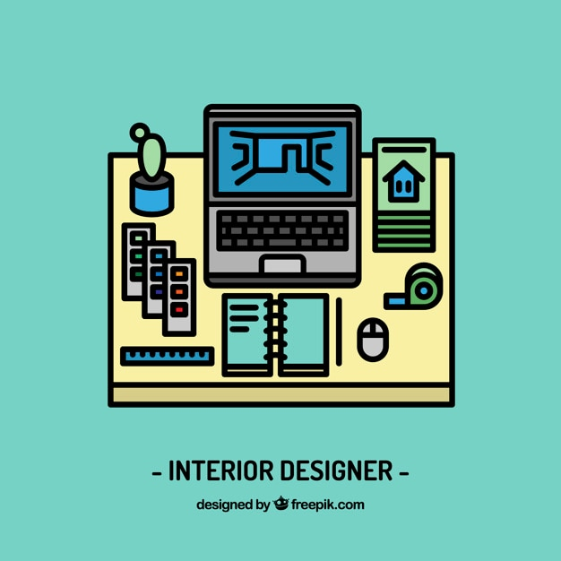 Interior Designer Workplace Stock Images Page Everypixel