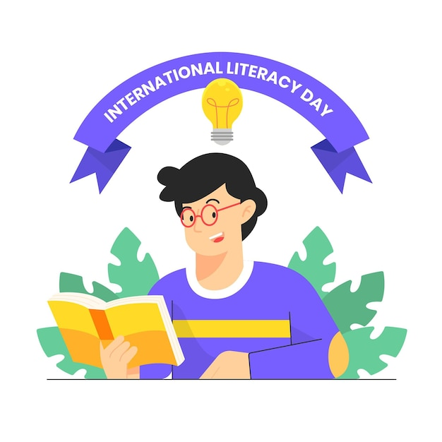 International day of democracy illustrated Free Vector