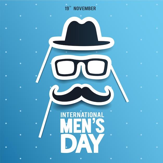 International men's day Premium Vector