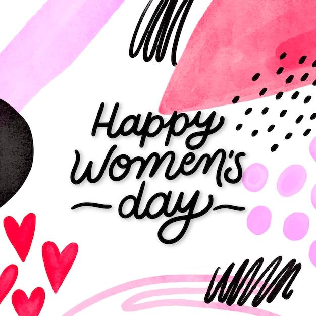 International women day Free Vector