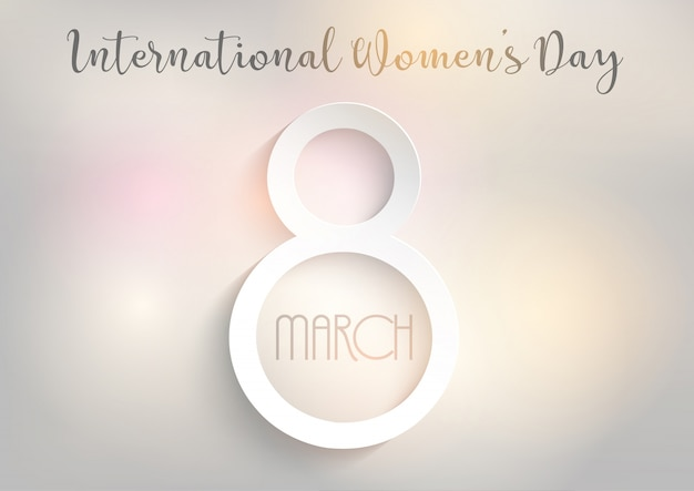 International Women's Day  Free Vector