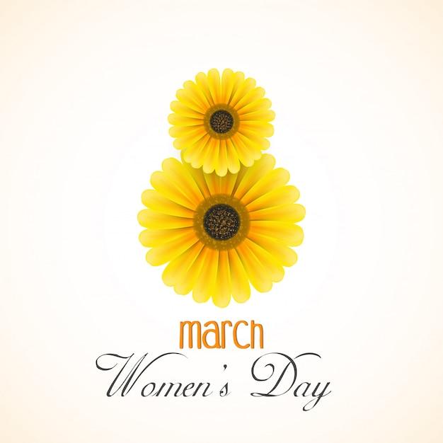 International women's day Premium Vector